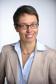 Portrait - Dr. Meike Lauggas